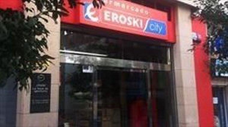 EROSKI inaugura un supermercado en Ceuta.