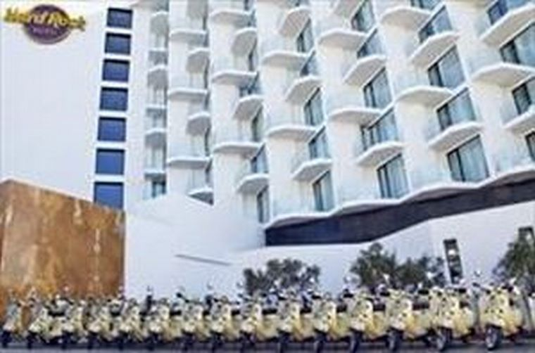 MTR con Hard Rock Hotel