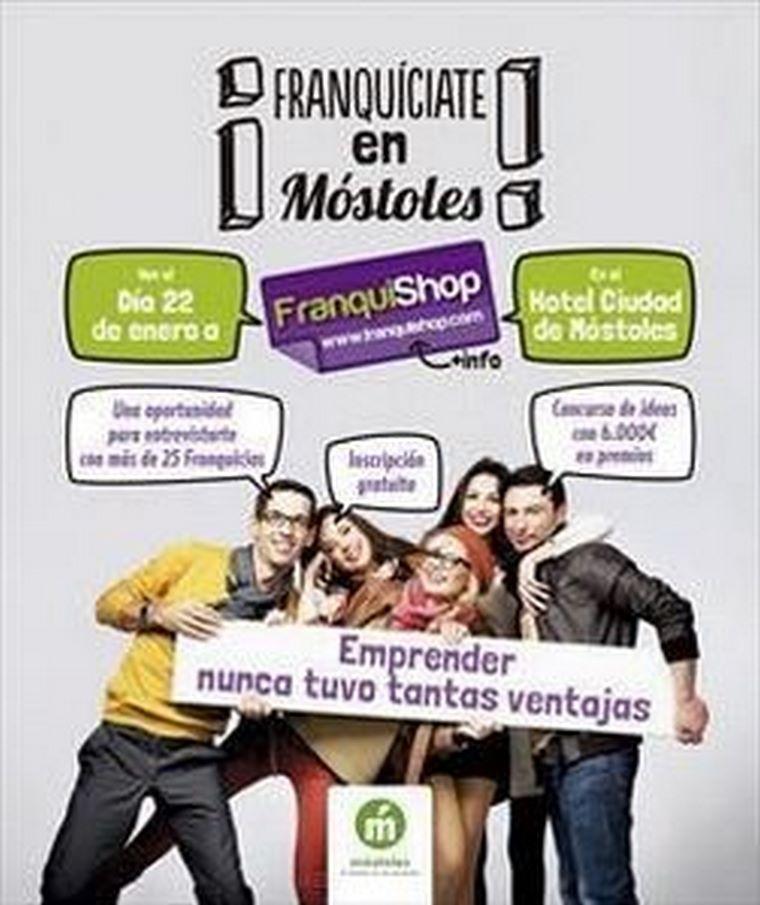FranquiShop Móstoles: Una cita para comenzar el año