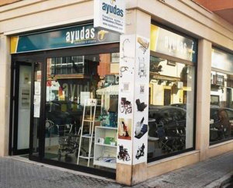Cuenta atrás para la apertura de la tienda Ayudas Más Benidorm