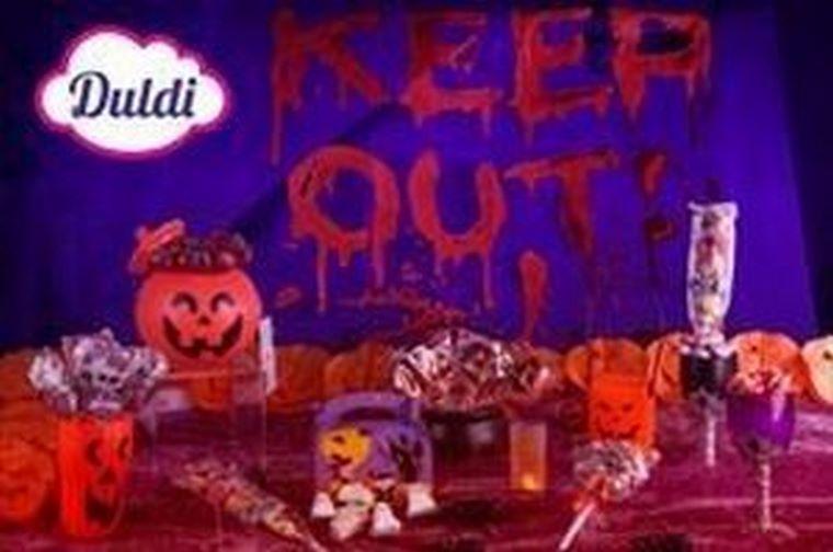 El Halloween más dulce llega a Duldi
