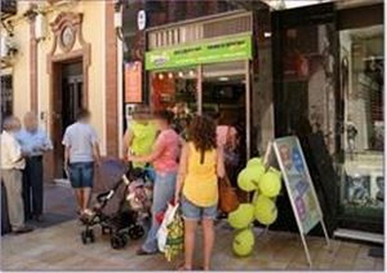 Apertura en Huelva.