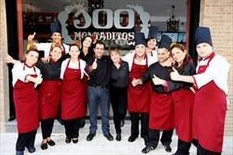 Un nuevo 100 Montaditos abre en Valencia