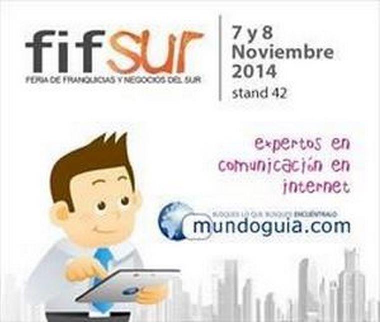 Mundoguia.com participa como marca expositora en FIFSUR 2014