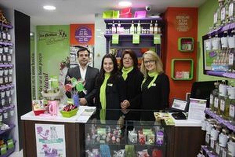 La Botica de los Perfumes da el salto a Portugal