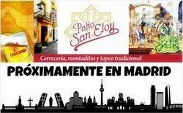 Patio San Eloy abrirá su primer local en Madrid