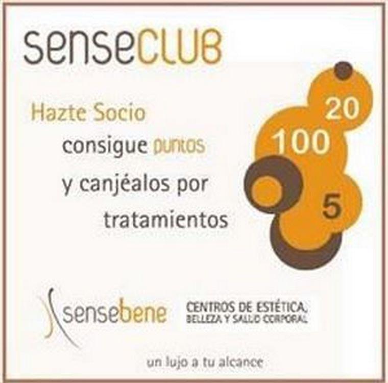 Sensebene continúa aumentando sus ventas gracias a la implantación de un Club de Puntos y Prescripción.