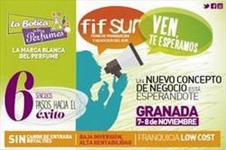 La Botica de los Perfumes estará presente en Fifsur Granada