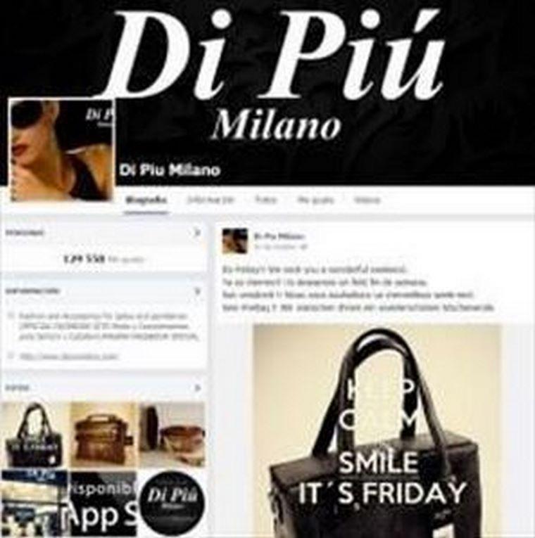 Di Piú Milano, más de 290.000 fans a través de sus redes sociales