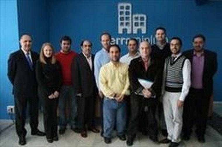 Terraminium suma cinco nuevos administradores  de fincas asociados
