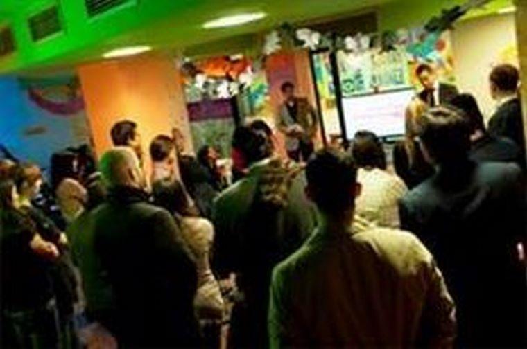 La yogurtería Yooglers presenta su tienda de Madrid y anuncia apertura en Nueva York para noviembre.