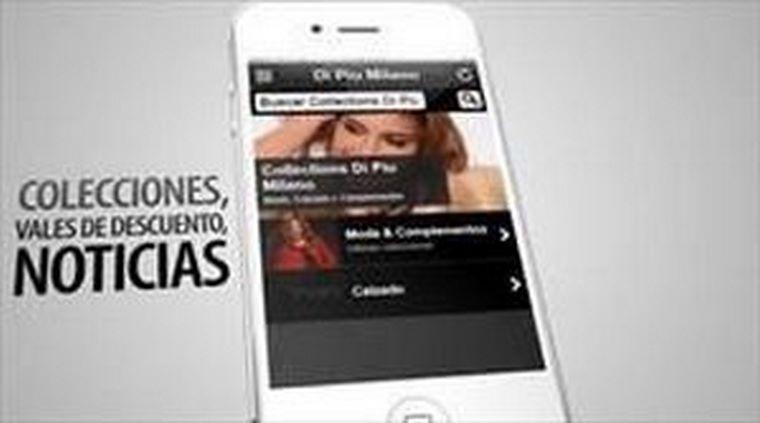 Nueva APP para móviles y tablets Di Piú Milano.