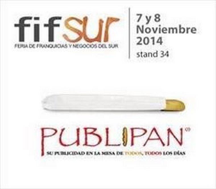 La I Feria de Franquicias y Negocios del Sur contará con la presencia de PUBLIPAN
