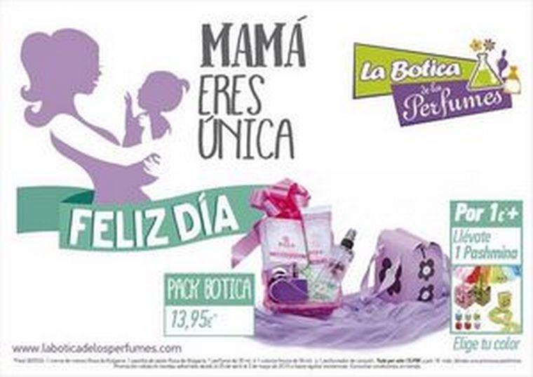 La Botica de los Perfumes celebra el Día de La Madre con una nueva promoción