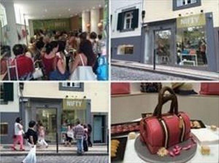 NIFTY – Apertura de nueva tienda en Funchal!