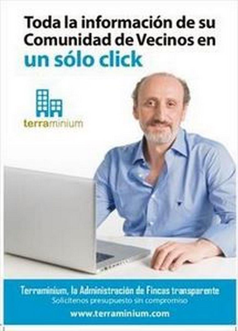 El actor José Luis Gil nueva imagen de Terraminium