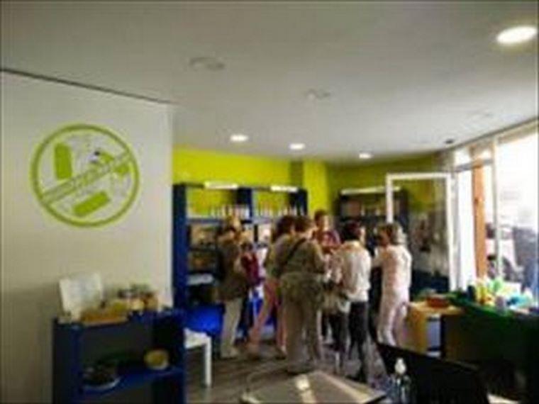 Nueva tienda Goccia Verde en Lleida