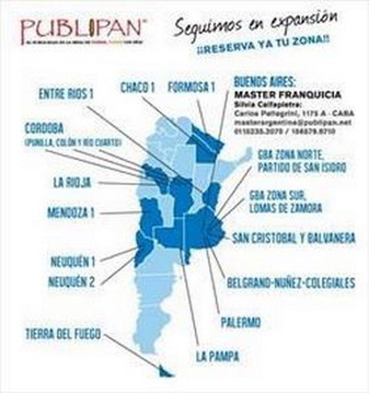 PUBLIPAN Argentina llega a Río Cuarto