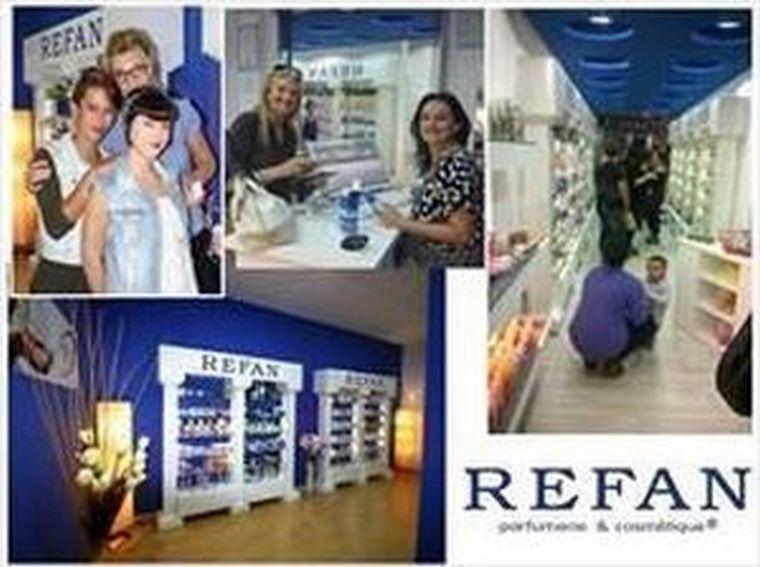 Refan abre franquicias de perfumes en Mérida y Badajoz