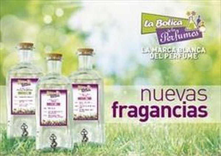 La Botica de los Perfumes sigue incorporando nuevas fragancias para ofrecer a sus clientes las últimas tendencias olfativas del mercado