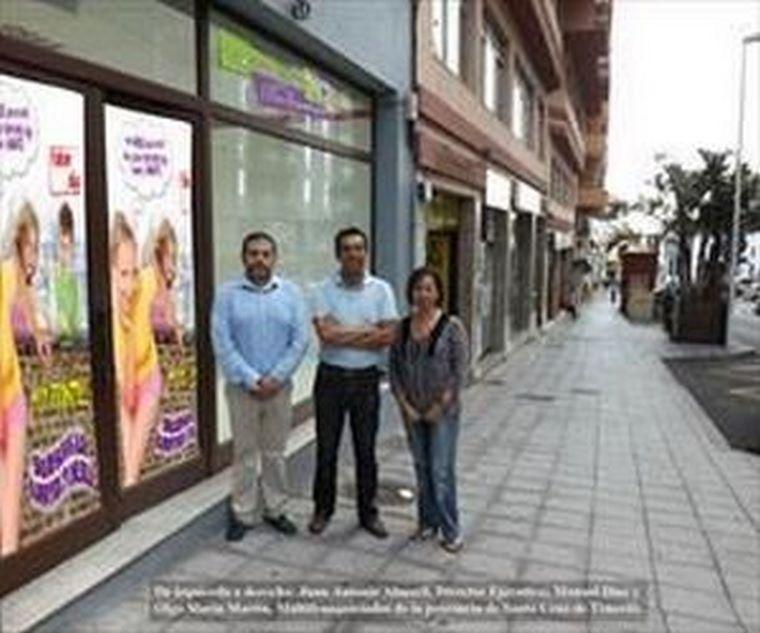 La Botica de los Perfumes firma con un multifranquiciado la apertura de 10 tiendas en Santa Cruz de Tenerife