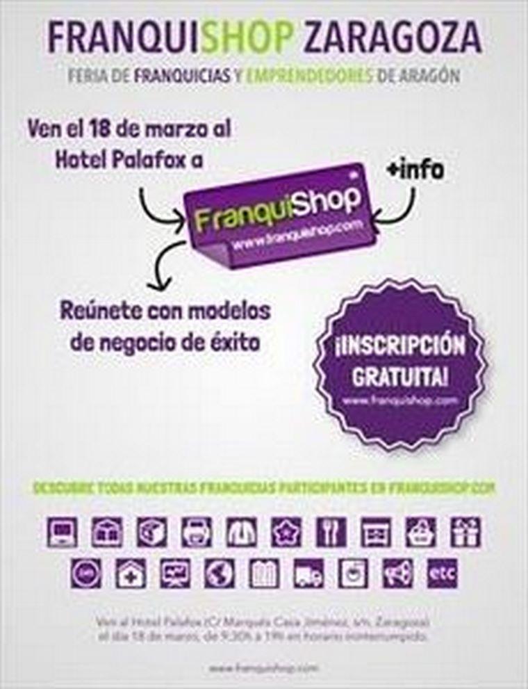 Arrancan los preparativos de la II Entrega de FranquiShop en Aragón