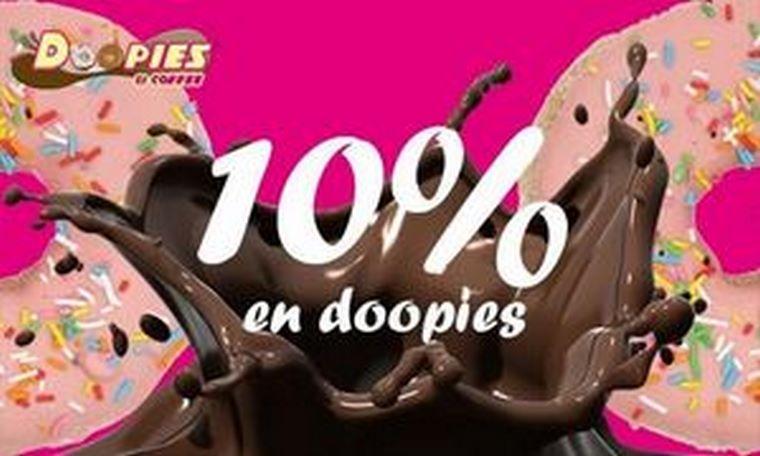 Doopies & Coffee estrena nuevo cupón de descuento