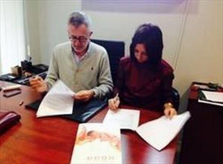 Firmado Acuerdo entre Clínica Centro de Santiago de Compostela y  Ecox4D