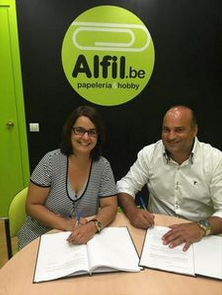 Nueva firma de Alfil.be