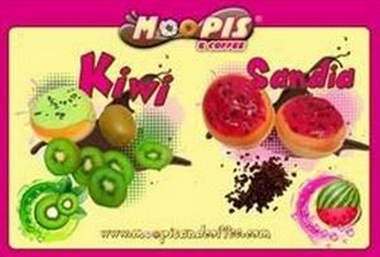Moopis and Coffee lanza dos nuevos Moopies de sabores refrescantes y veraniegos.
