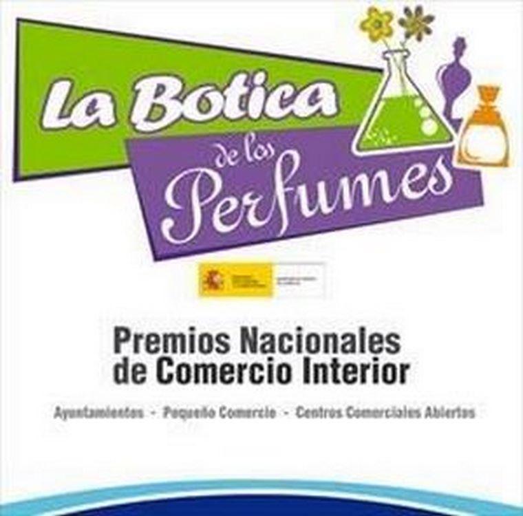 El Ministerio de Economía y Competitividad reconoce la labor de La Botica de los Perfumes con una Mención Especial dentro de los 'Premios Nacionales de Comercio Interior'