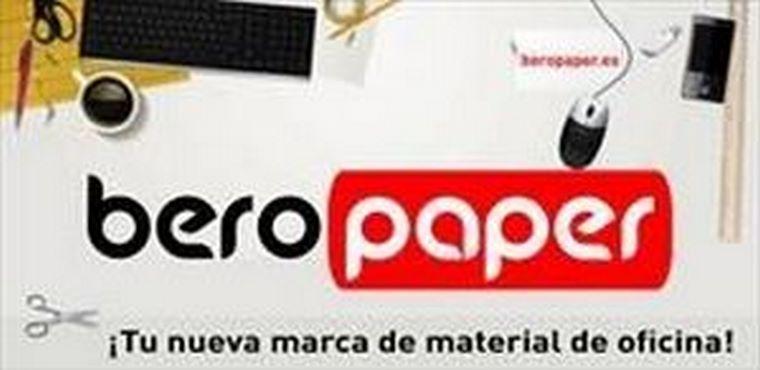 Berolina lanza una nueva marca de material de oficina: beropaper