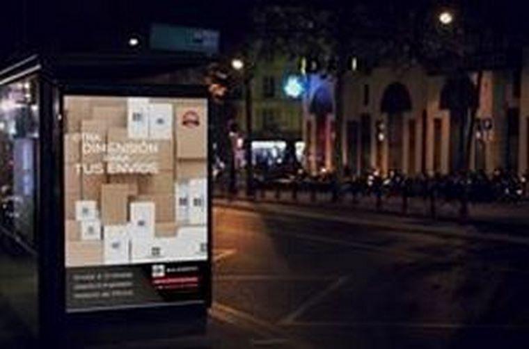 Mail Boxes Etc. inicia sus Campañas de Publicidad en la Liga de Fútbol BBVA y en Exteriores