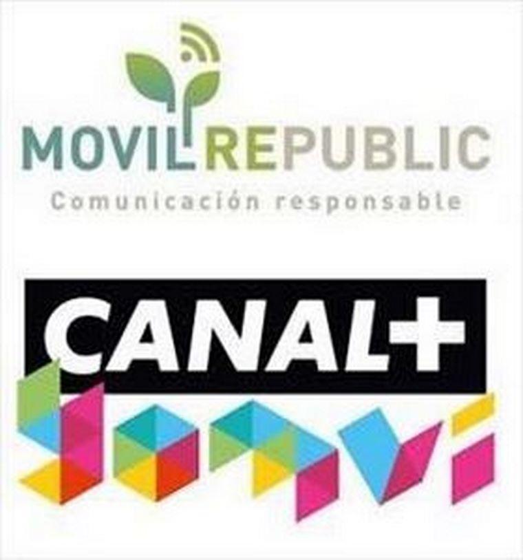 Canal Plus en Movilrepublic