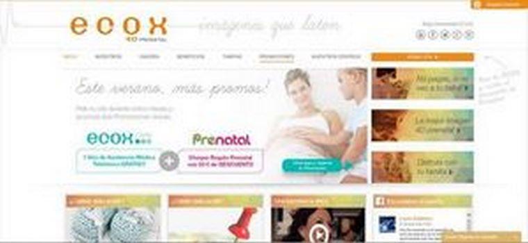 Nace la nueva Web Ecox4D para prestar un servicio de calidad a la mujer embarazada