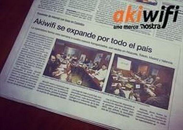 AKIWIFI arranca cuatro nuevas franquicias