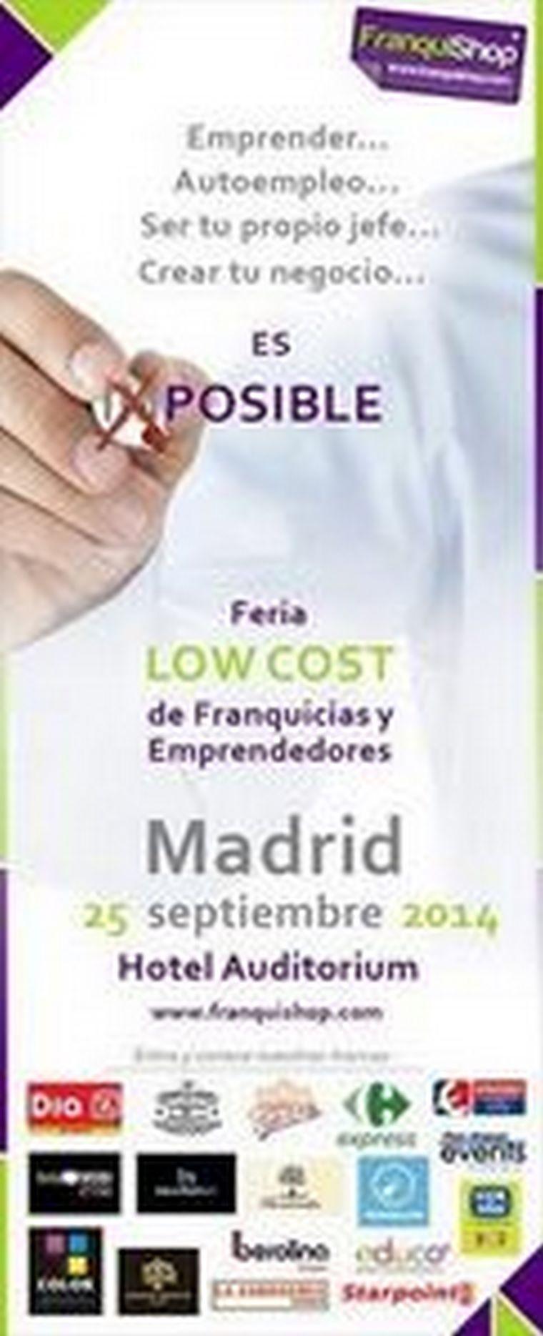 FRANQUISHOP MADRID:Nueva apuesta por la franquicia.