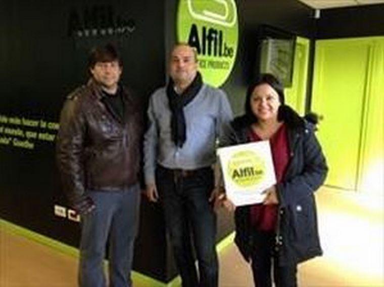 Alfil.be de nuevo en Madrid, ahora en Getafe