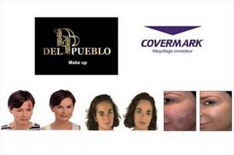 Del Pueblo Make Up y CoverMark... Se casan