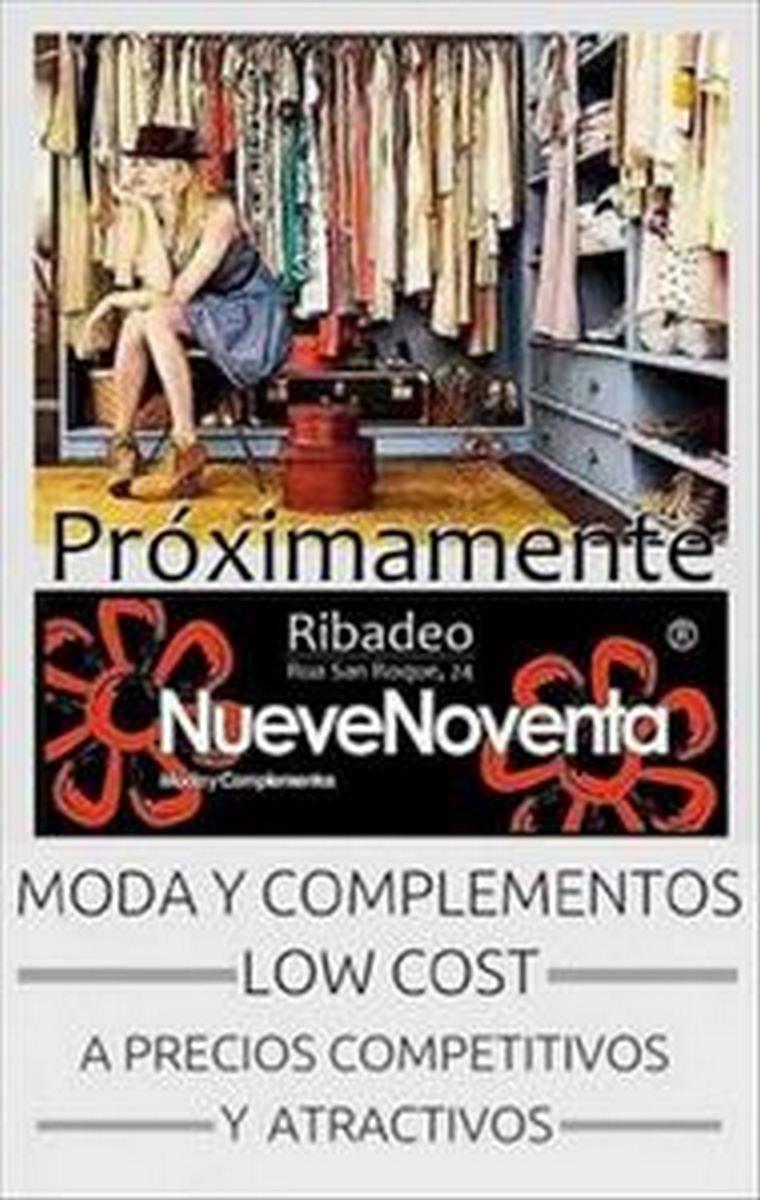 NUEVA APERTURA de NueveNoventa en RIBADEO (LUGO) - Top Franquicias