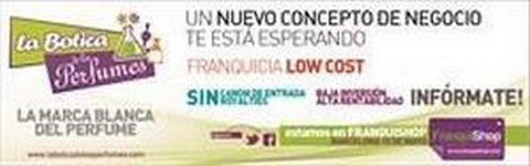 Franquishop Barcelona contará con la presencia de La Botica de los Perfumes