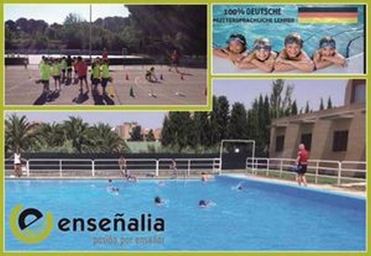 La franquicia Enseñalia finaliza sus campamentos del verano 2015 con gran éxito