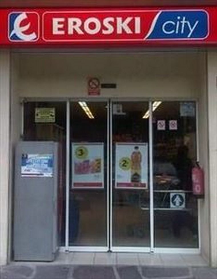 EROSKI inaugura hoy un supermercado en la localidad navarra de Doneztebe.