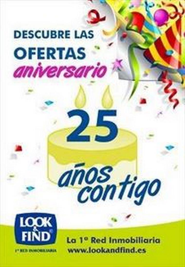 Look & Find lanza la campaña Ofertas Aniversario con oportunidades en viviendas en toda España