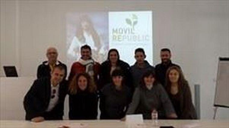 Finaliza curso formación Movilrepublic.