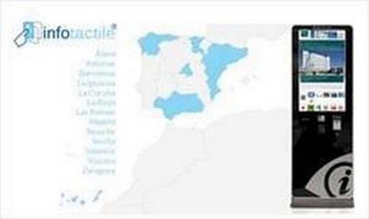 Infotactile presenta una nueva franquicia en Oviedo