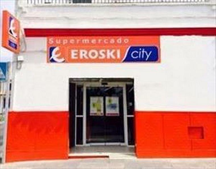 EROSKI abre hoy un supermercado franquiciado en Burguillos