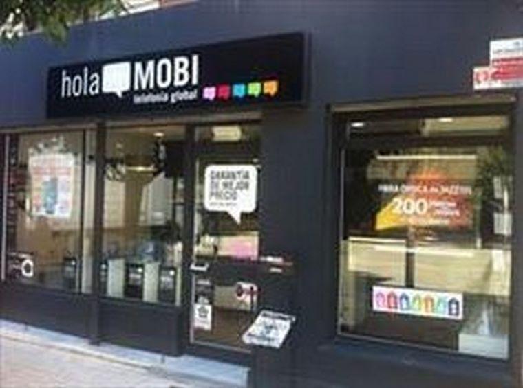 holaMOBI negocia la compra de otras cadenas de tiendas del sector de la telefonía