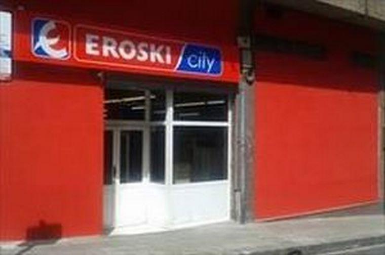 EROSKI inaugura hoy un supermercado en Bilbao