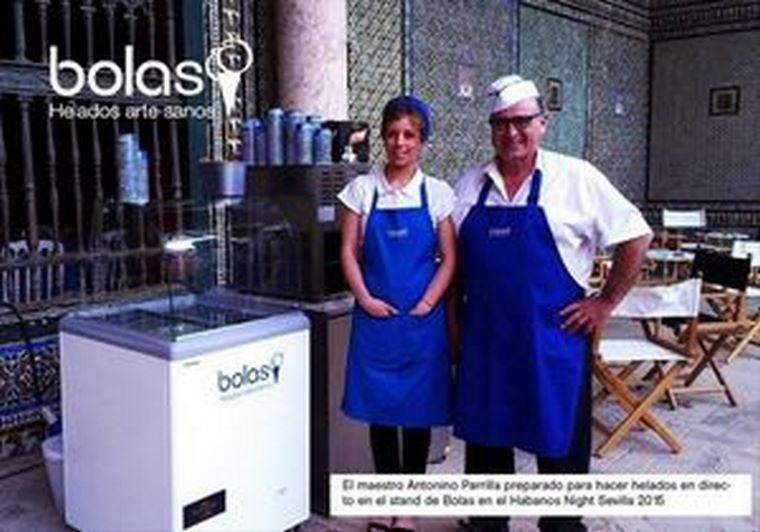 Gran éxito de Bolas en el Habanos Night Sevilla 2015